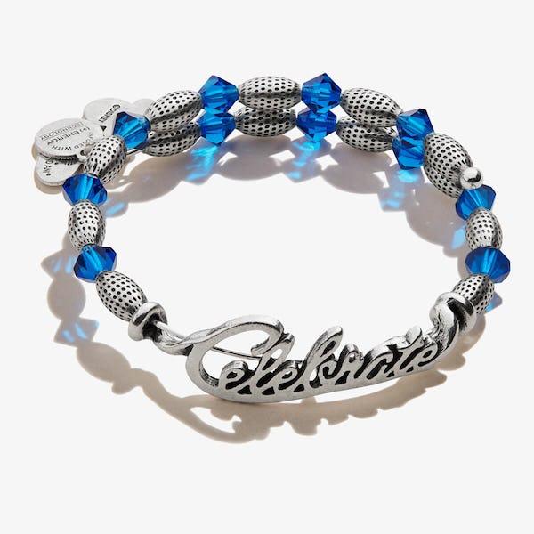 Disney® 'Celebrate' Wrap Bracelet, Rafaelian Silver, Alex and Ani