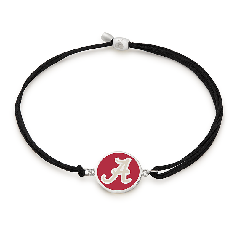 University of Alabama® Pull Cord Bracelet