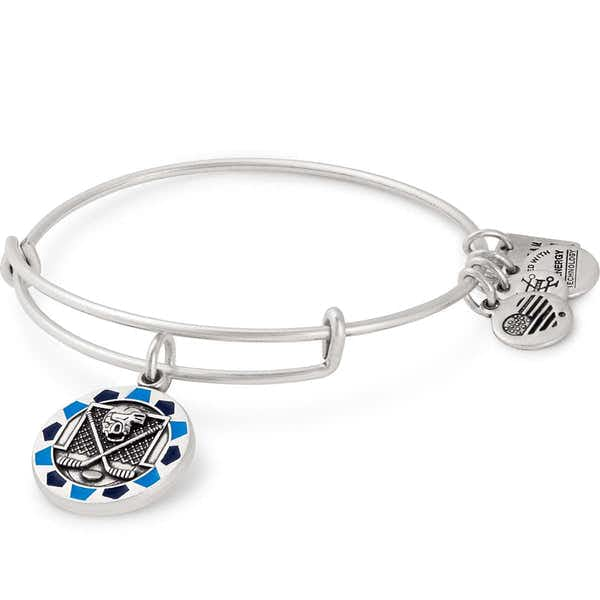 Team USA Ice Hockey Charm Bangle