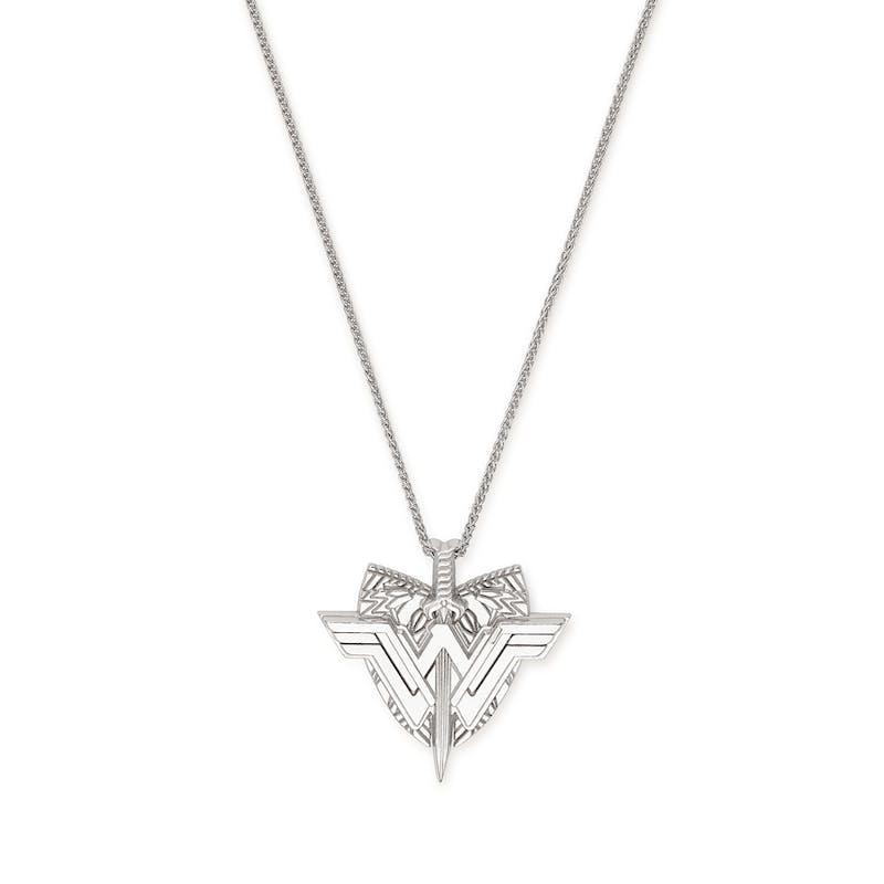 Wonder Woman™ Shield Necklace