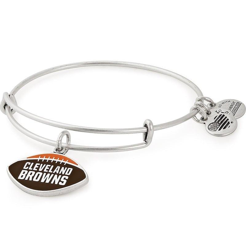 Cleveland Browns NFL Charm Bangle
