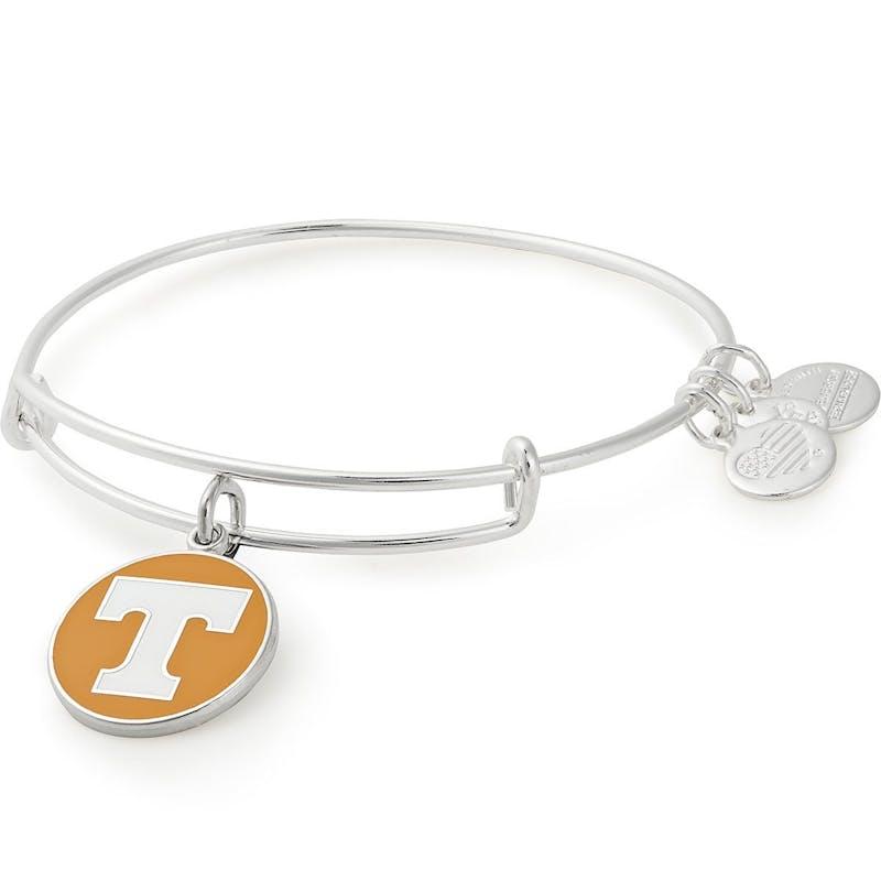 University of Tennessee Logo Charm Bangle