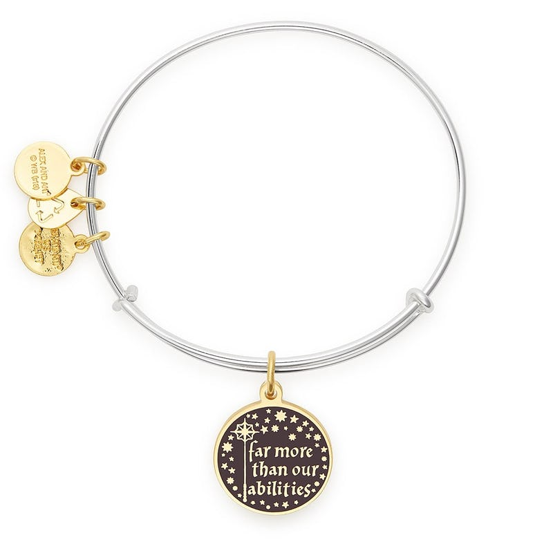 Harry Potter™ 'It's Our Choices' Charm Bangle