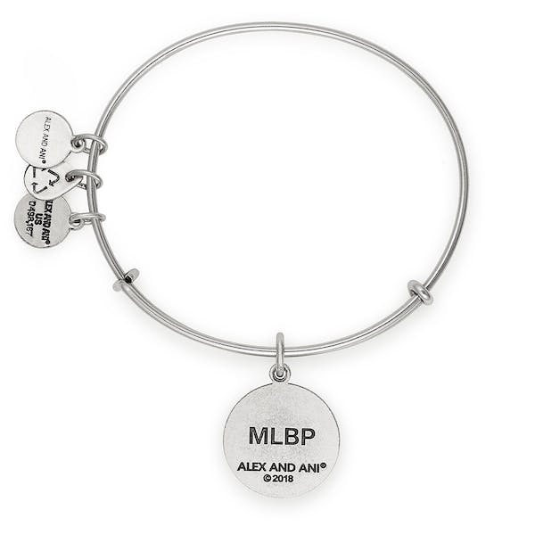 Los Angeles Dodgers MLB Charm Bangle