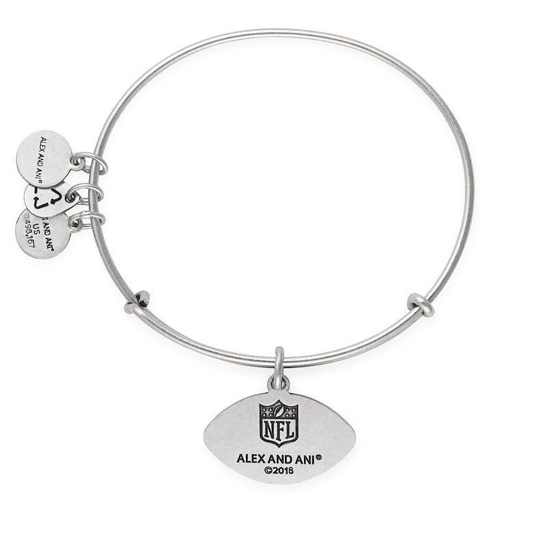 New England Patriots NFL Charm Bangle