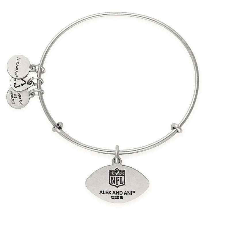 Philadelphia Eagles NFL Charm Bangle