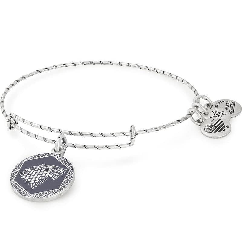 Game of Thrones™ Winter is Coming Charm Bangle