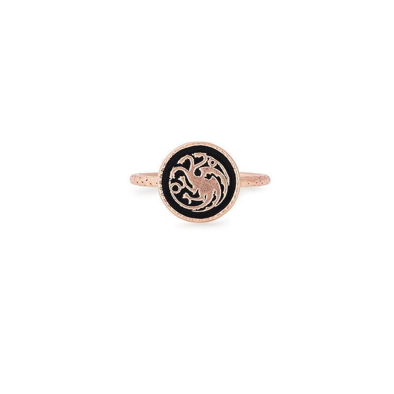 Game of Thrones™ House Targaryen Signet Ring
