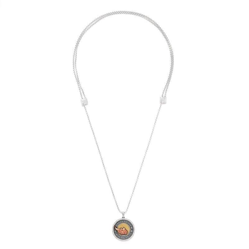 Liberty Copper™ Diamond Necklace, Men's