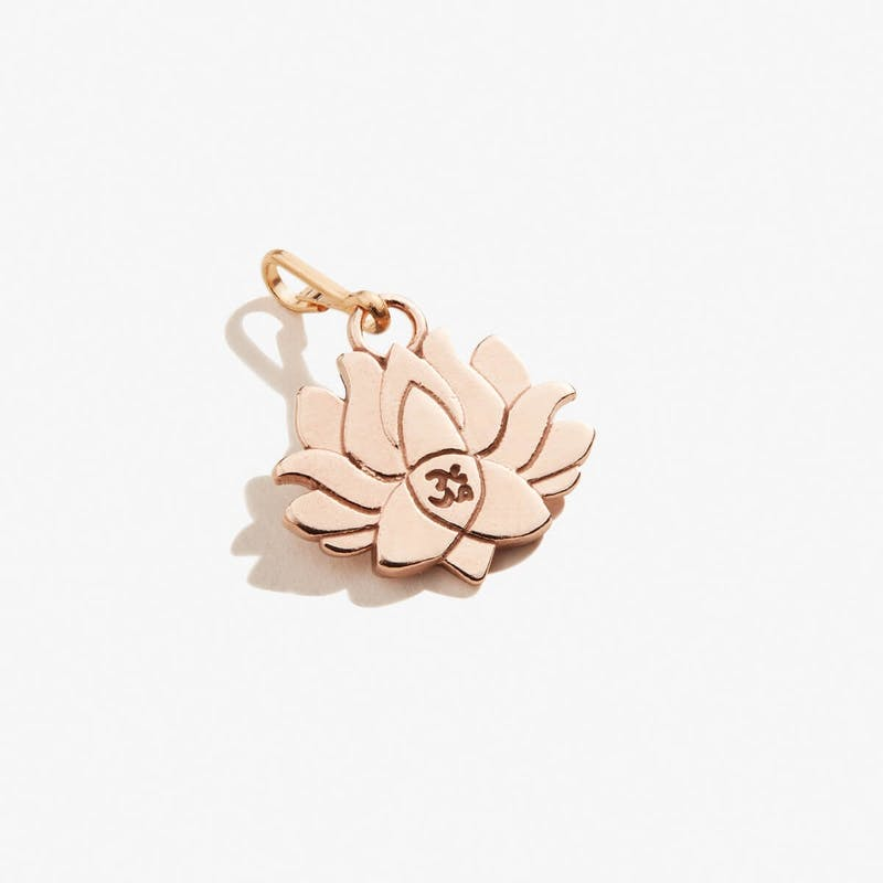 14kt Rose Gold Over .925 Sterling Silver