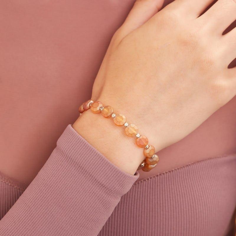Generations Wrap Bracelet, Amber