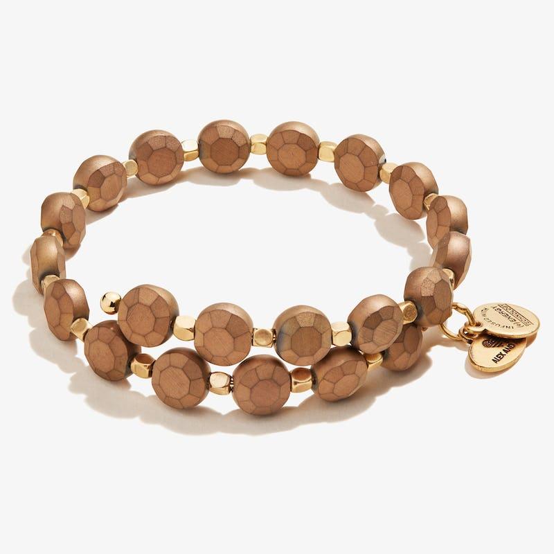 Generations Wrap Bracelet, Bronze