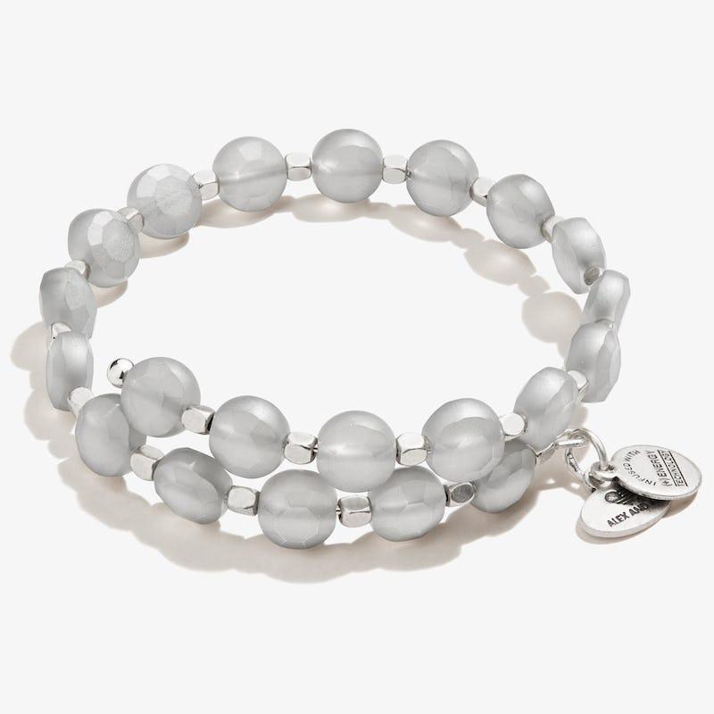 Generations Wrap Bracelet, Gray