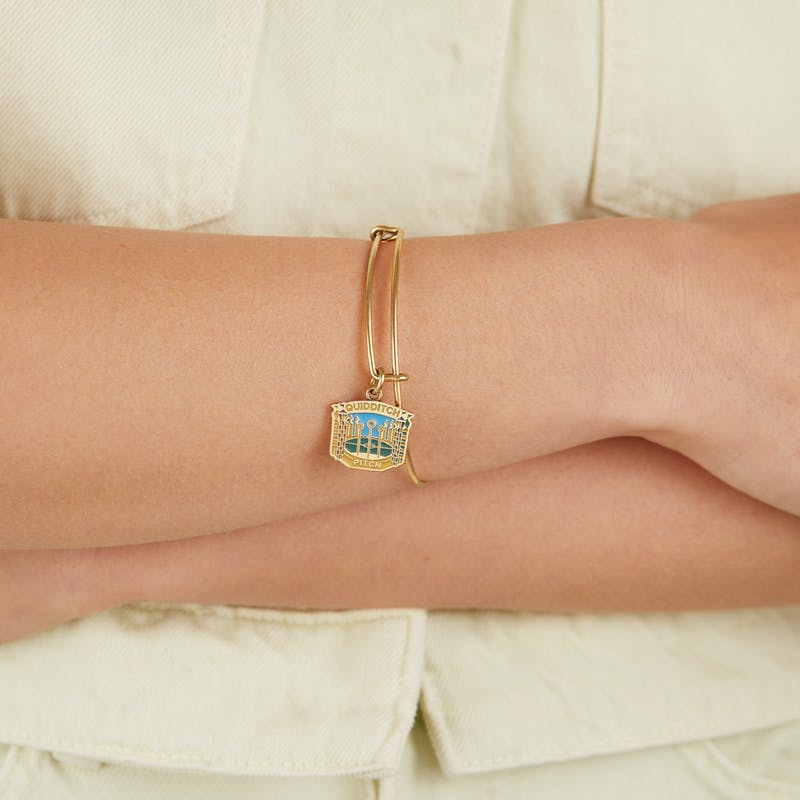 Harry Potter™ 'Quidditch Pitch' Charm Bangle