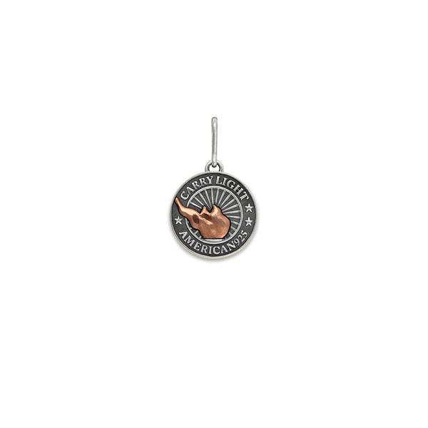 Liberty Copper™ Charm, Small