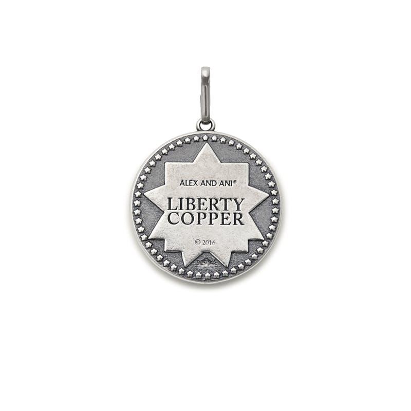 Liberty Copper™ Charm, Large