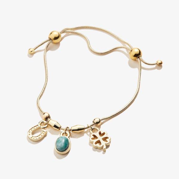 Luck + Prosperity Multi-Charm Bracelet