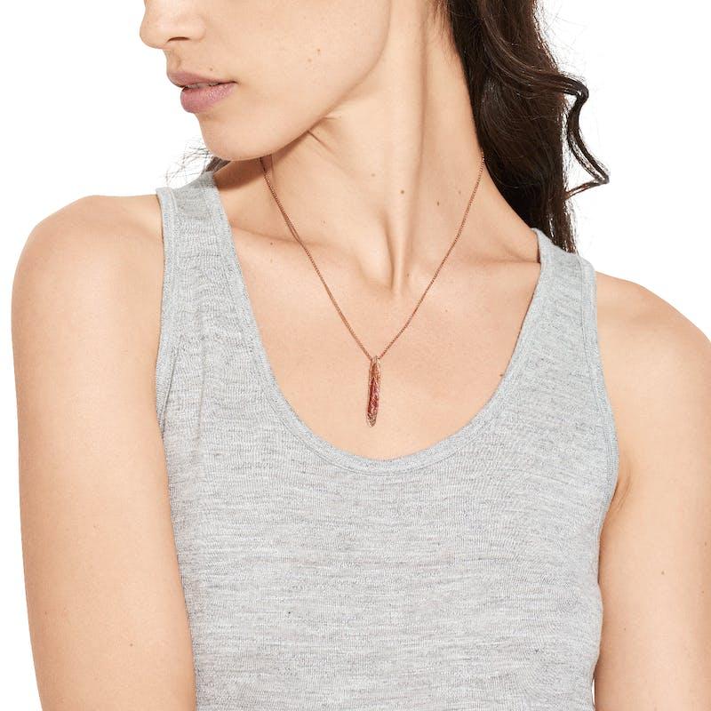 Hawk Adjustable Necklace