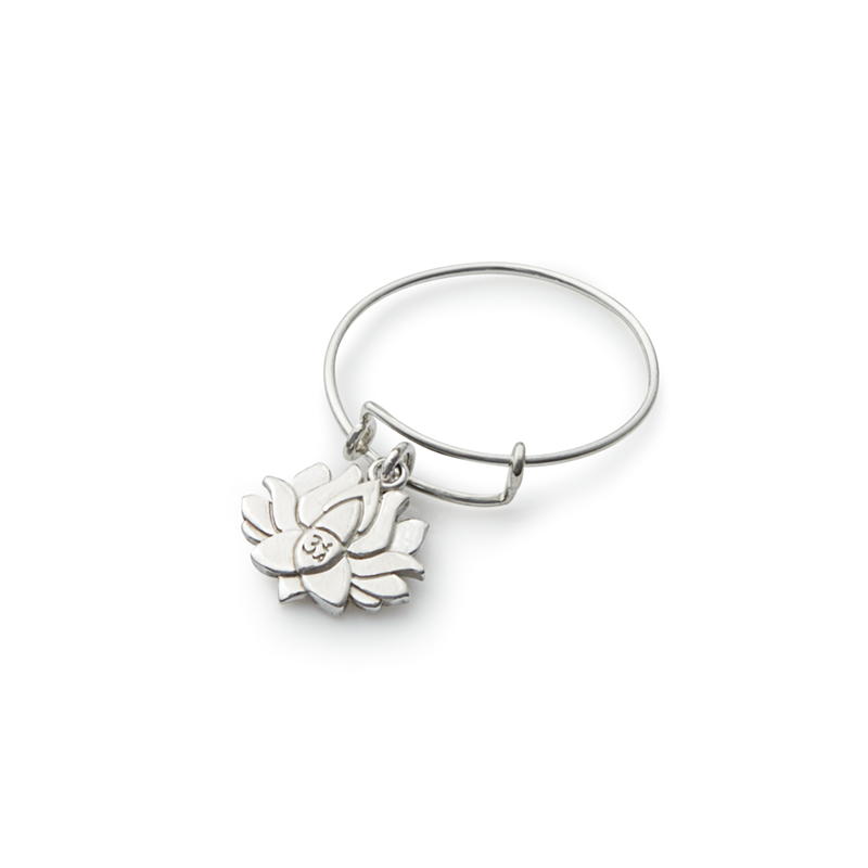 Lotus Wire Ring, Expandable