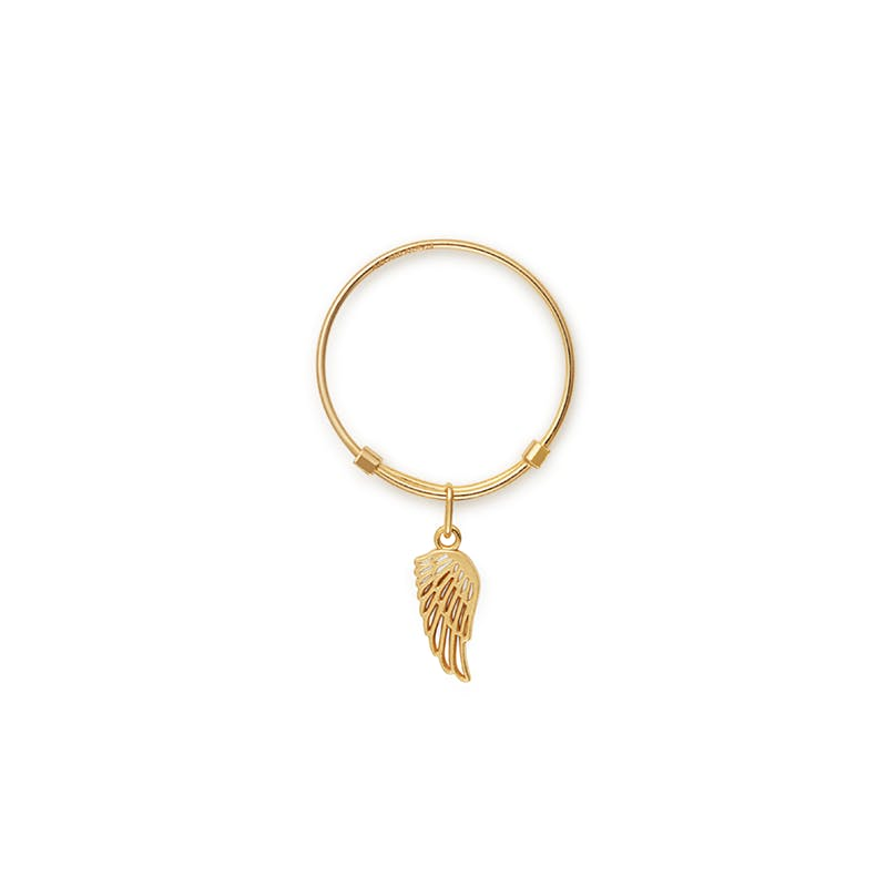 Wing Charm Ring