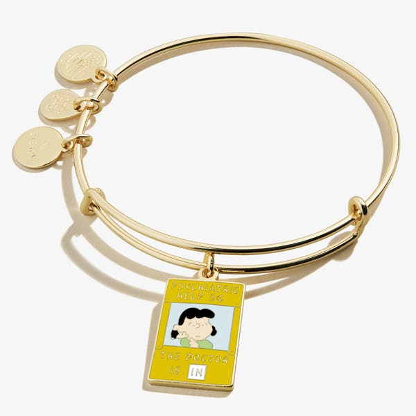 Peanuts™ 'The Doctor Is In' Charm Bangle