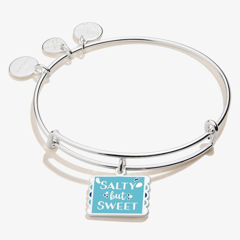 'Salty but Sweet' Charm Bangle