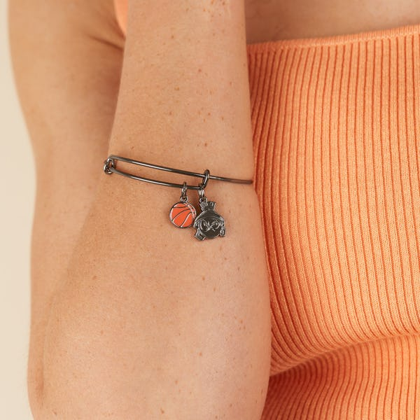 Space Jam Marvin the Martian Duo Charm Bangle