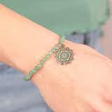 Heart Chakra Stretch Bracelet
