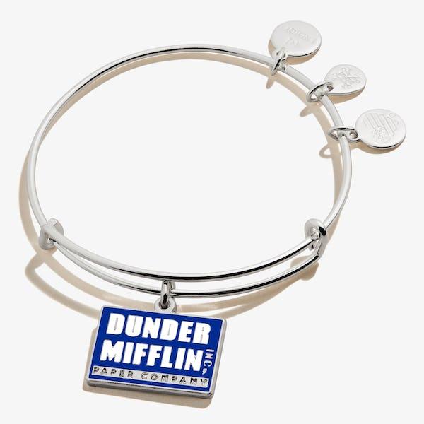 The Office™ 'Dunder Mifflin' Charm Bangle