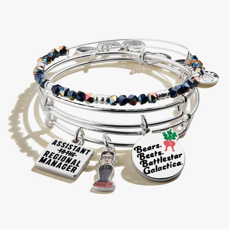 The Office™ Dwight Charm Bangles, Set of 3