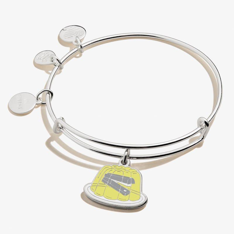 The Office™ Stapler in Jello Charm Bangle