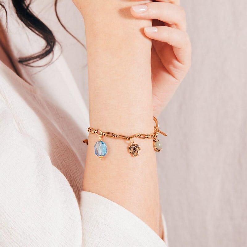 Treasure Multi-Charm Bracelet