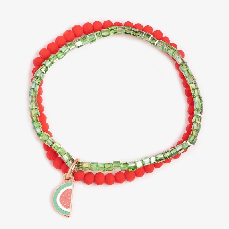 Watermelon Stretch Bracelet
