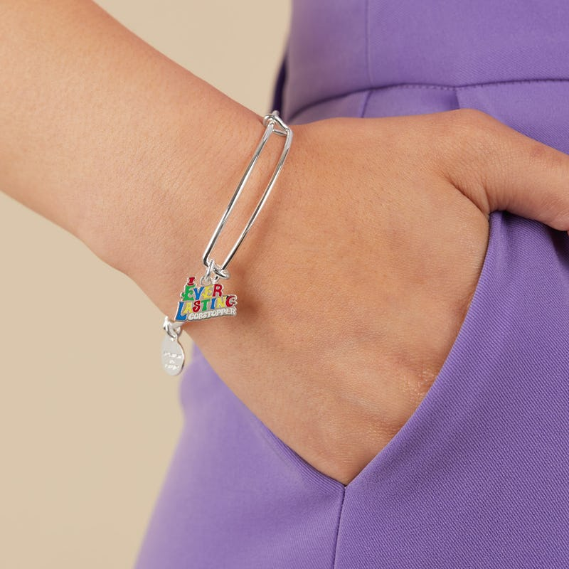 Willy Wonka 'Ever Lasting Gobstopper' Charm Bangle