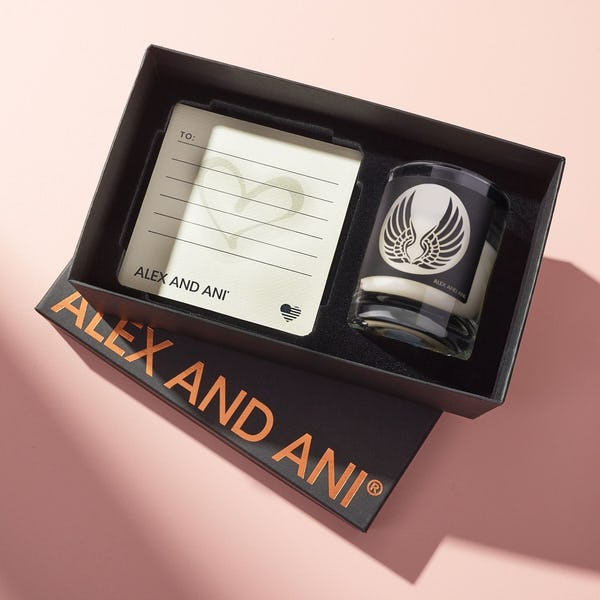 Wings Votive Candle + Gift Box