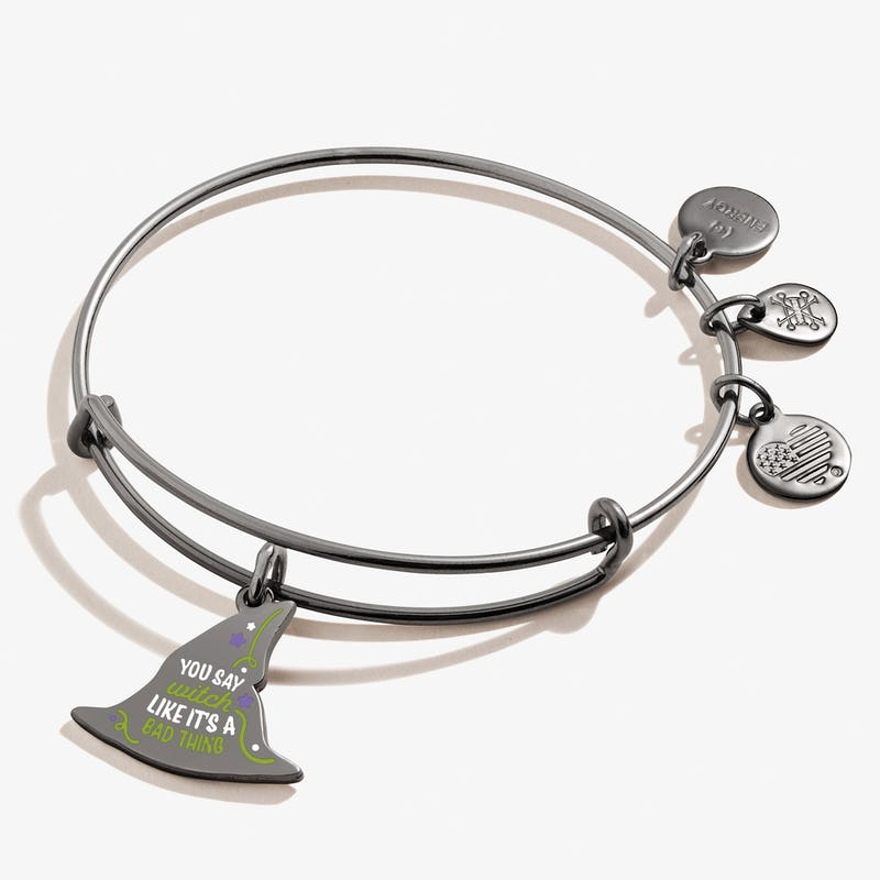 'You Say Witch Like it's a Bad Thing' Charm Bangle
